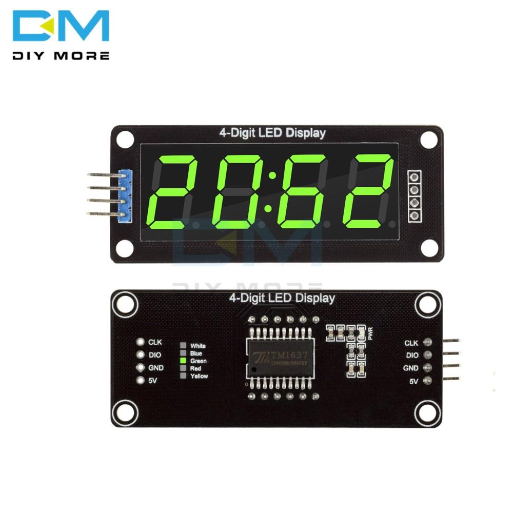TM1637 4-Digit LED 0.56