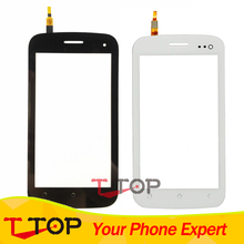 5.0 inch IQ 450 Touch Screen For Fly IQ450 Horizon Touch Screen Digitizer Front Glass Len Black White Color 1PC/Lot