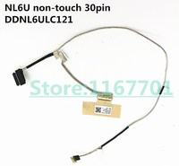 Laptop/Notebook LCD/LED/LVDS Vedio/Audio Screen display CABLE For HP Chromebook 11 G5 DDNL6ULC121 NL6U Non Touch 30pin