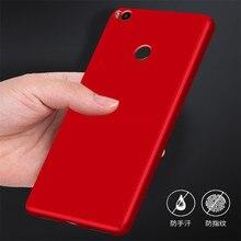 360 градусов полная защита ПК жесткий чехол для Xiaomi Ми Макс MiMax2 задняя крышка 2 MiMax с закаленное стекло пленка