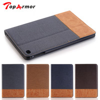 TopArmor Magnetic PU Leather Stand Back Smart Cover Case For Apple For IPad Pro 12 9