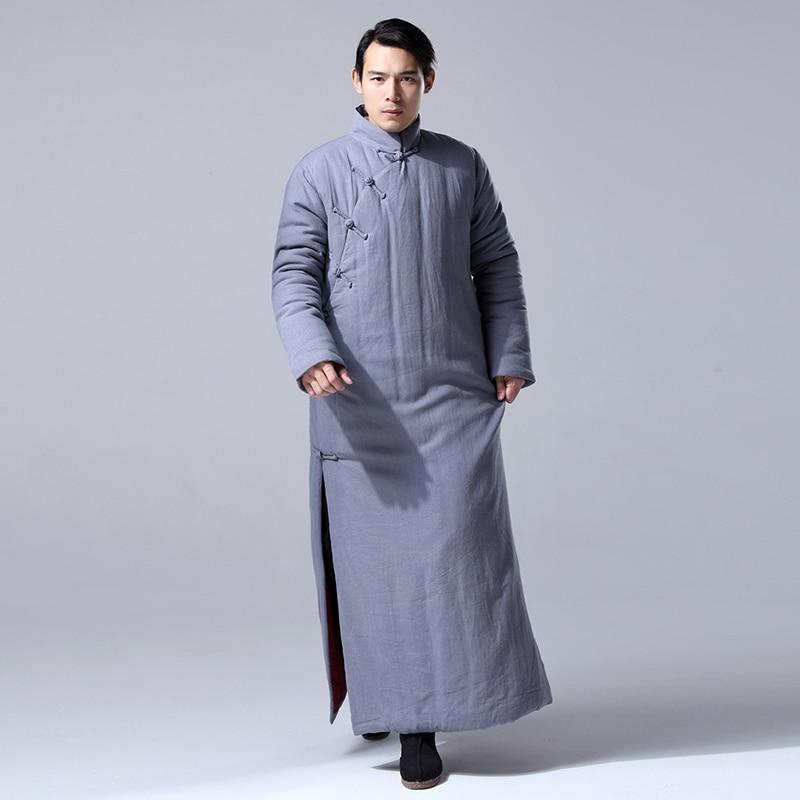 Daoist Double Layered Winter Robe
