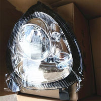 Car front headlight assembly for 09 13 year Geely LC ,Geely Emgrand XPandino ,Panda