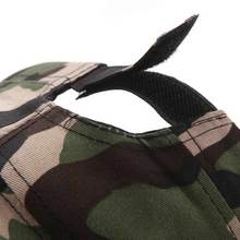 купить Male Hat Summer Men Camouflage Tactical Hat Army Bionic Sun-shading Cadet Military Cap по цене 121.8 рублей
