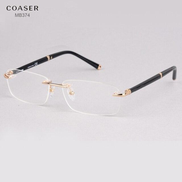 478addaa99 Gafas con montura ancha para hombre gafas cuadradas gafas de lectura lentes  de prescripción gafas ópticas