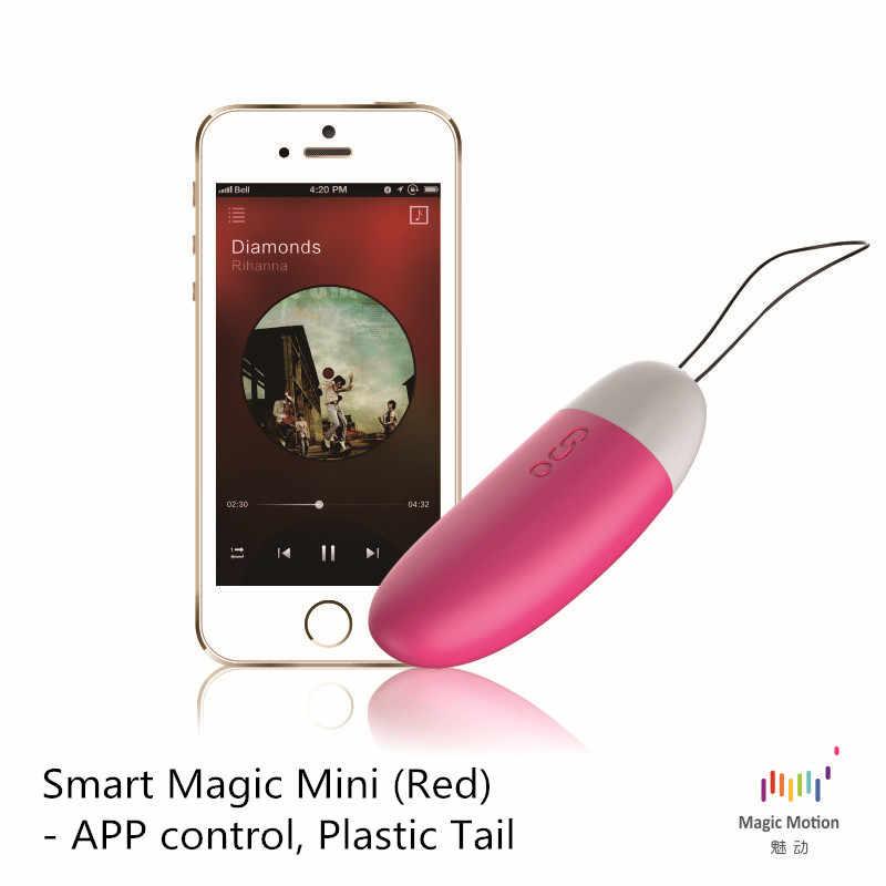 アプリフリーハンド 10 周波数ワイヤレス振動おもちゃ Bluetooth 制御バイブレータースマートリモート大人のおもちゃマッサージ振動卵