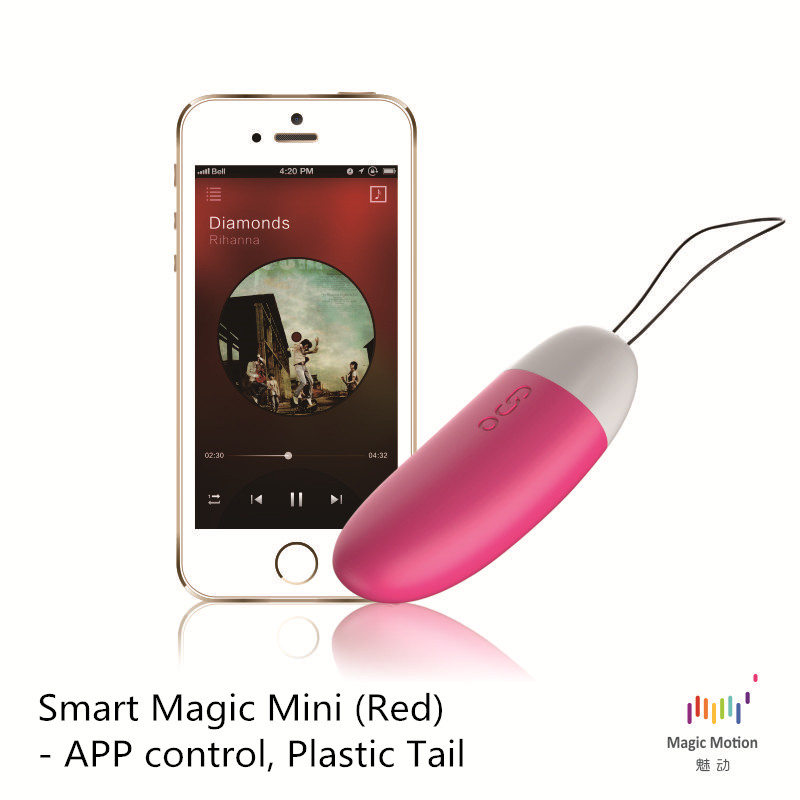 APP Freehand 10 Frequency Wireless Vibrating Toys Bluetooth Control Vibrators Smart Remote Sex Toy Massager Vibrating Eggs