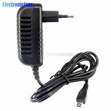 5V 3A cargador de fuente de alimentación AC adaptador convertidor DC la UE 3000mA MICRO USB 15W Reino Unido