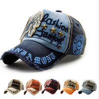 Baseball Hat Duck Cap Fashionable Letter Cotton Snapback Spring Summer Travel Hat Men Women Outdoor
