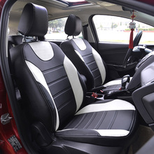 new automobile car seat covers customized cushion set for Agila Vectra Zafira Astra GTC PAGANI ZONDA SAAB Spyker RAM HUMMER