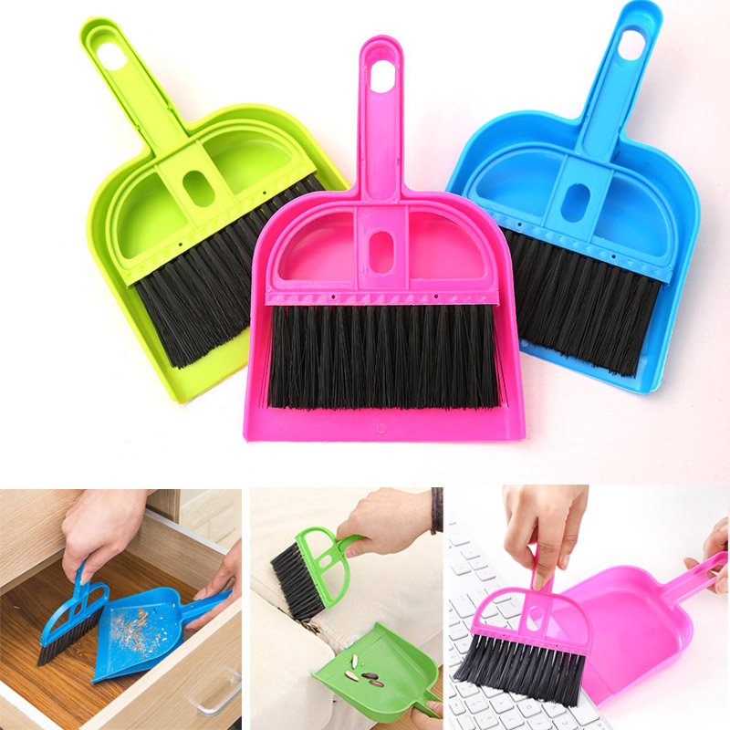 Mini Cleaning Tools Pretend Play Mop Broom Toys Creativity Developing Exploring Montessori Toys Kids Housekeeping Toy