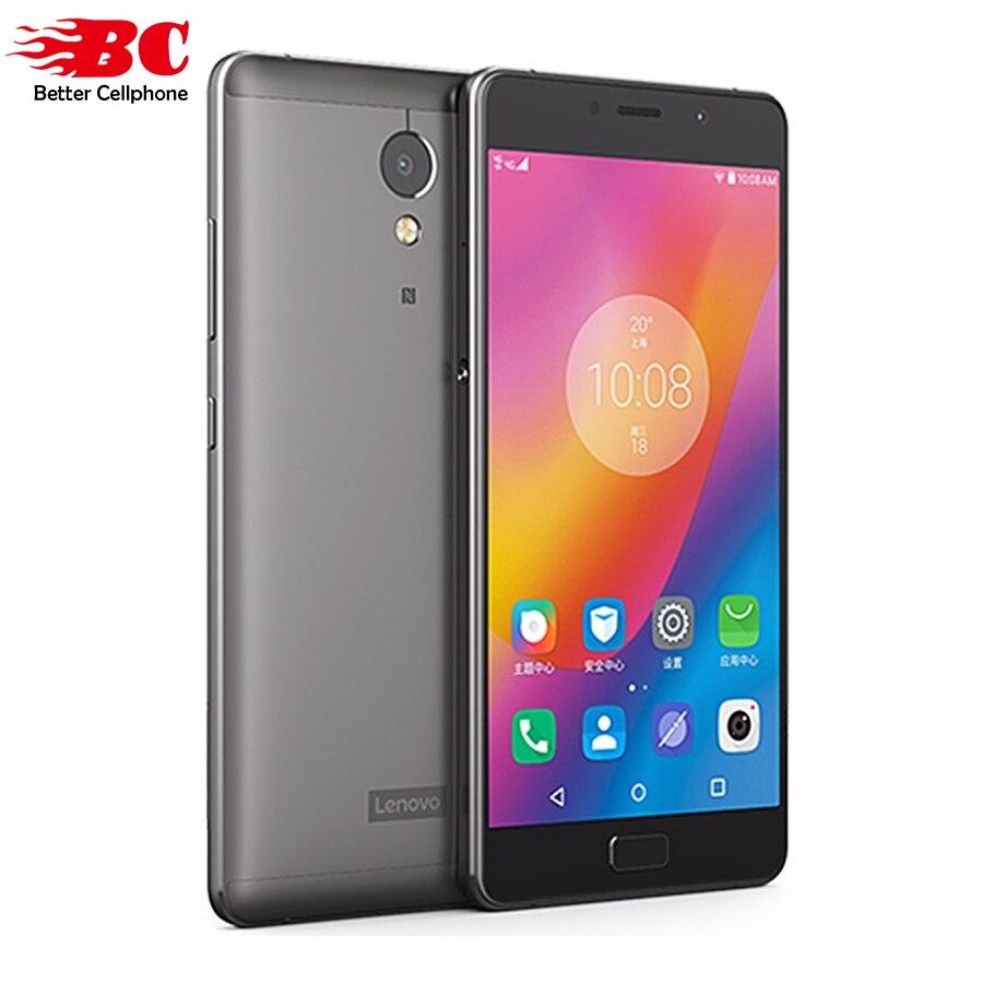 Цена за Оригинал lenovo vibe p2 c72 android 6.0 окта основные 2.0 ГГц 4 г RAM 64 Г ROM 5.5 дюймов Ужин AMOLED 13MP Камера 5100 МАч Смарт телефоны