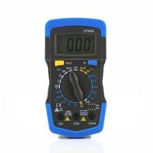 Синий Свет Дисплей Цифровой Мультиметр A830L Мультиметр DT830L Мультиметр Амперметр