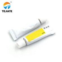 Штукатурка для радиатора термосиликоновая смазка охлаждающая паста сильный клей-смесь для теплоотвода липкий реквизит