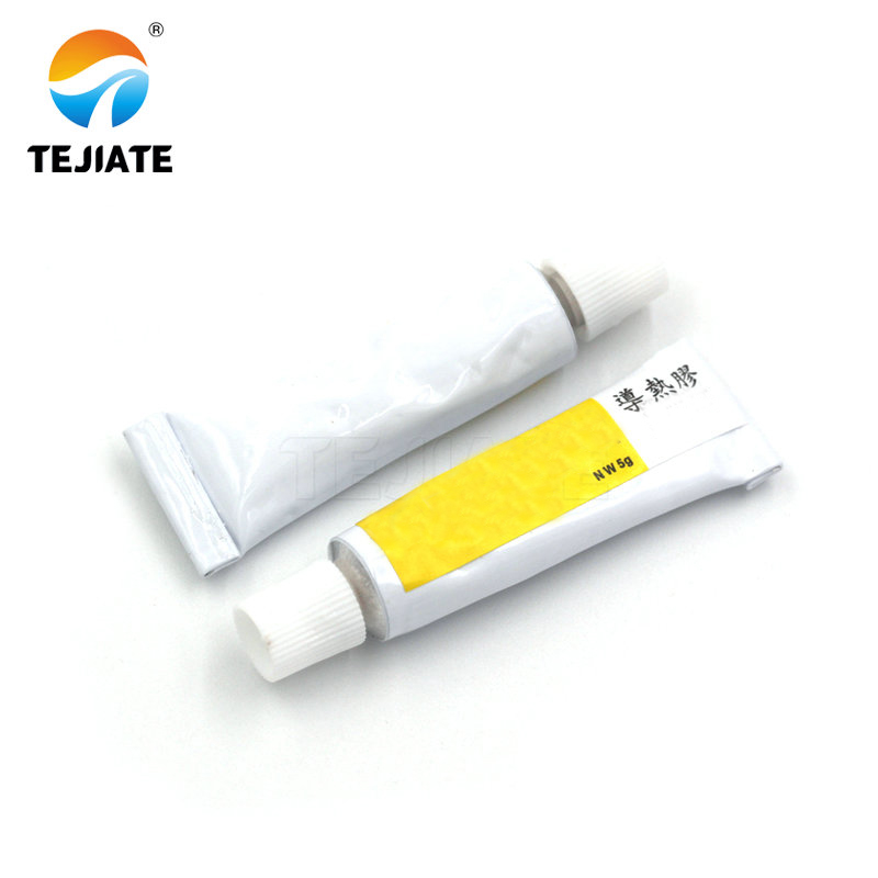 Heatsink Plaster Thermal Silicone Grease Adhesive Cooling Paste Strong Adhesive Compound Glue For Heat Sink Sticky Props