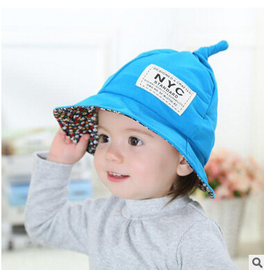 Spring Baby Hat Outdoor Sun Shading Childrens Cap Hat Fisherman Caps 2017 New Fashion Ne ...