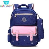 Orthopedics Fashion Children School Backpack School Bags For Boys Girl Waterproof Backpack Kids School Bag 2018