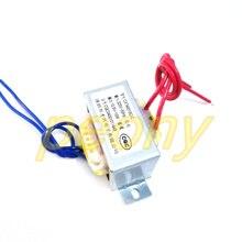 EI48-24 трансформатор 10 Вт 10ва 220В 10В 1А 1.2а универсальный из чистой меди