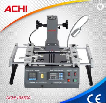 ACHI <font><b>IR6500</b></font> Infrared <font><b>BGA</b></font> rework station for laptop game consoles xbox ps3 repair image