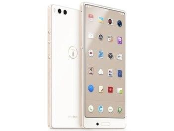 Перейти на Алиэкспресс и купить Новый разблокированный оригинальный смартфон Smartisan Nut 3 4G LTE, 5,99 дюйма, 4 Гб ОЗУ 128 ГБ, две sim-карты, отпечаток пальца, 2160x1080