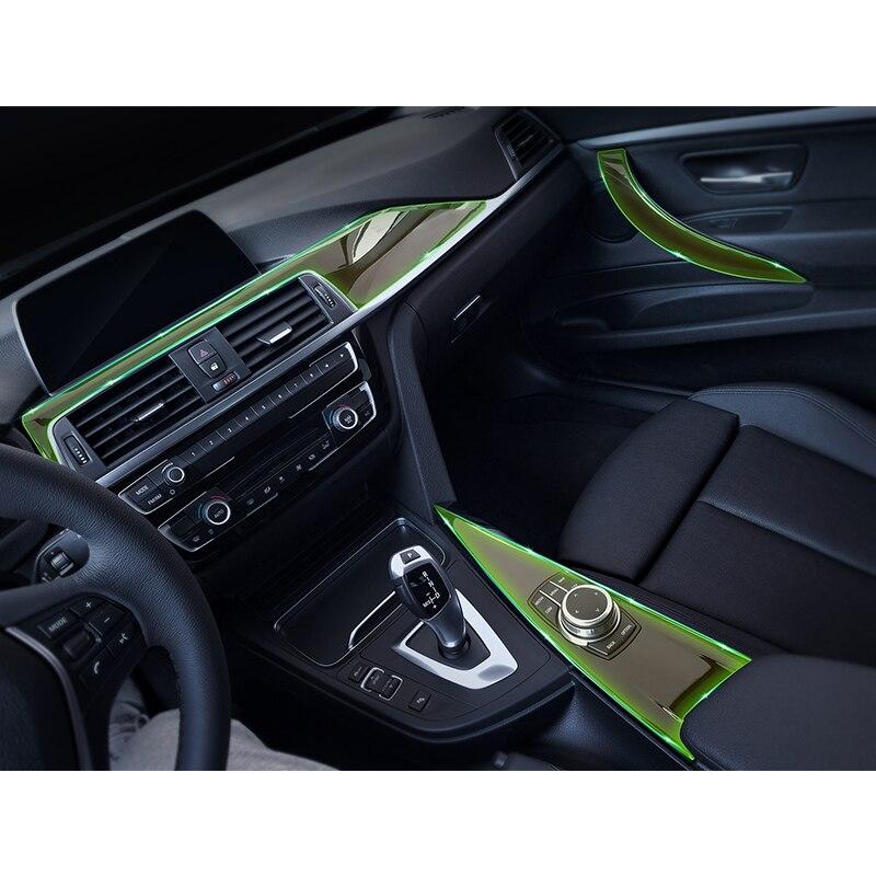 1 Set De Protection Transparent film en polyuréthane thermoplastique Autocollants Pour BMW 1 2 3 4 6 Série 3GT