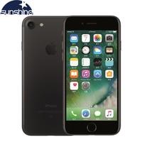Original Unlocked Apple IPhone 7 4G LTE Mobile Phone 2G RAM 256GB 128GB 32GB ROM Quad