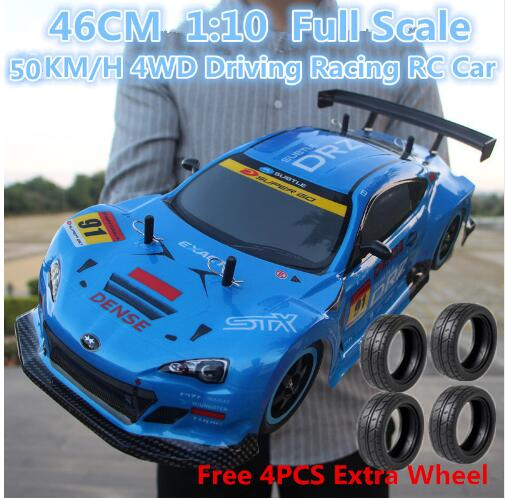 <font><b>RC</b></font> Car 4WD <font><b>Drift</b></font> Racing Car Championship 2.4G Off Road Radio Remote Control Vehicle Electronic Hobby Toys image