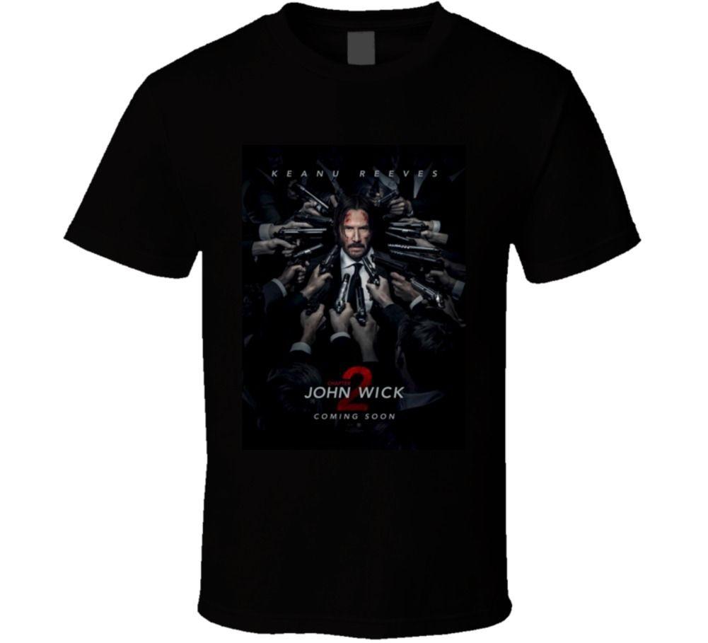 Джон фитиль главе 2 он назад культовый боевик футболка ...