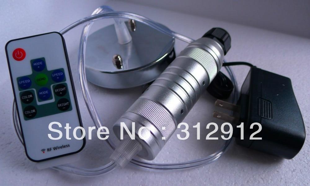 все цены на 7W 10Key RF LED optical fiber light engine;under the ceiling used for Chandelier онлайн