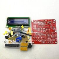 M8 LC medidor de medición de inductancia y capacitancia condensador electrolítico inductancia capacitancia medidor digital DIY kit