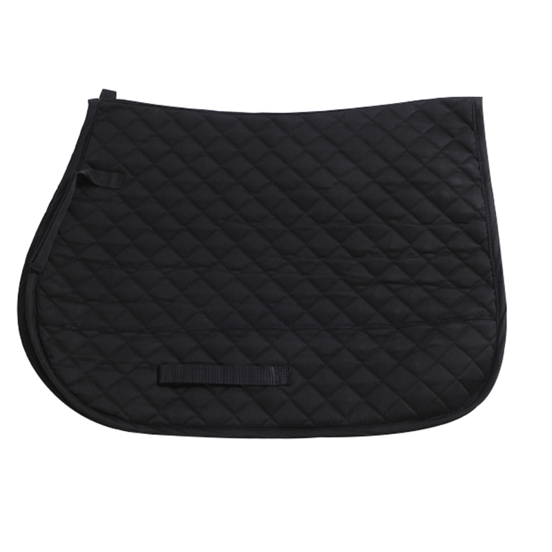 Image 4 - Racing Horse Saddle Pads Dressage soft Saddle Pad Horse Riding Equipment  Saddle Equestrian Equipment  For A Horse C-in Saddle Pads from Sports & Entertainment