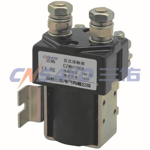 CZWH100A dc contactor czwt150a dc contactor