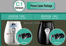 2020 new Mini 3D Vacuum Heat Press Machine Sublimation press for Phone cases