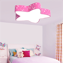 YANGHANG Modern children bedroom LED ceiling light fixture home deco dining room  pink snow acrylic ceiling lamp modern kid s 6 colors balloon acrylic ceiling light fixture home deco children bedroom e27 bulb ceiling lamps with switch