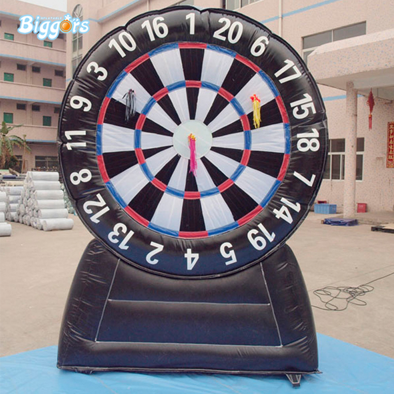 2018 PVC Material Inflatable Dart Board For Kids And Adult For Funny Game customized 3x1x2 5 meters inflatable dart game high quality inflatable dart board for adult and kids toys