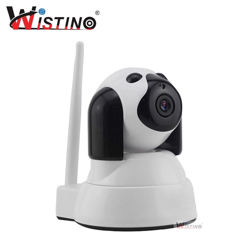 Wistino Wireless IP Camera Motion Detection Home Baby Monitor IR Night Vision WiFi Camera Alarm Onvif Surveillance Security 1