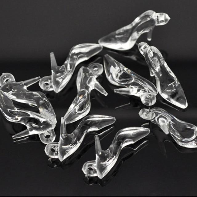 150pcs clear high heel shoe acrylic pendants jewelry making findings 150pcs clear high heel shoe acrylic pendants jewelry making findings charms 38x15mm mozeypictures Choice Image