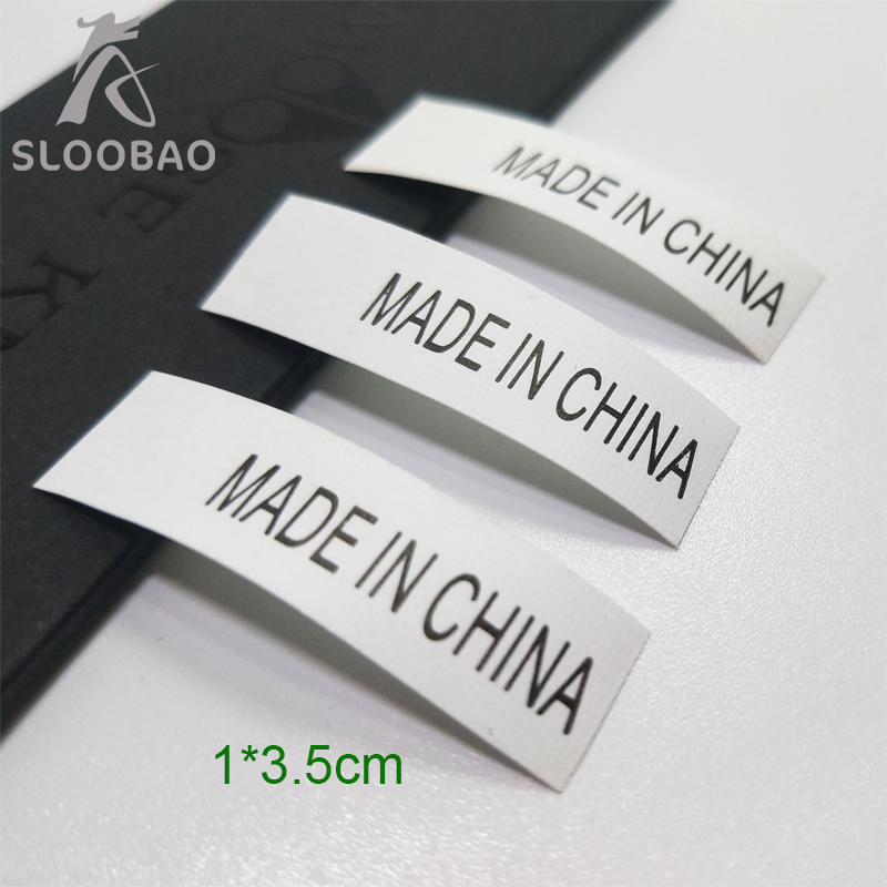 Professional custom label own clothing leading high-end clothing trademark size standard cloth factory direct sales