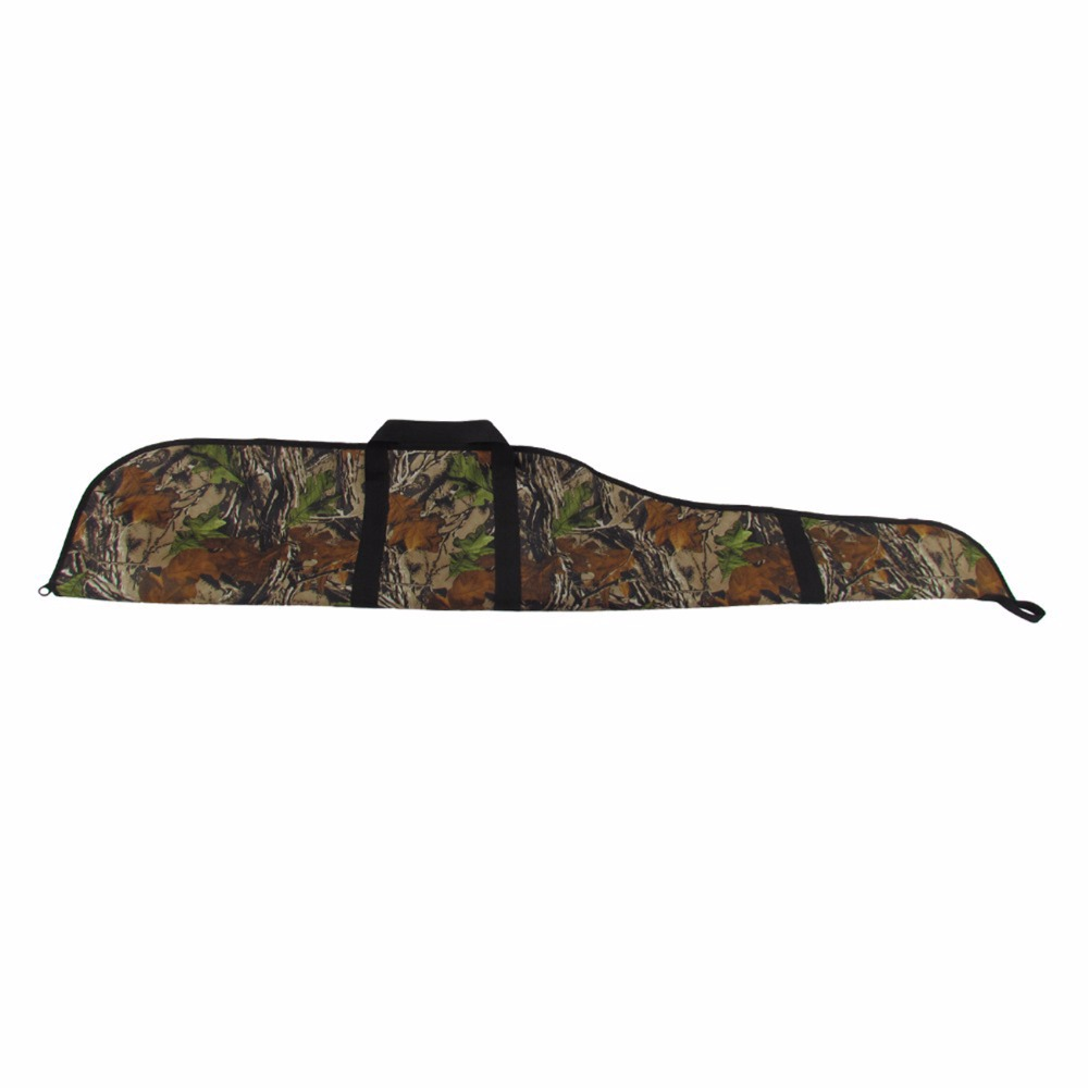 Tourbon Gun Bags Hunting Equipment Camouflage Tactical Rifle Sniper Case Gun Bag 142CM 47 tactical hunting padded rifle sniper gun sling carrying case black