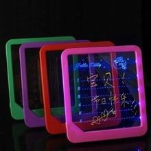 Светодиодный доска для сообщений/светодиодный доска для записей/светодиодный флуоресцентный дисплей с хайлайтером