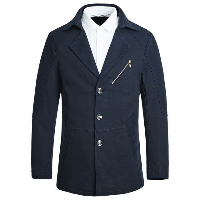 Men Spring Business Casual...
