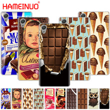 HAMEINUO Аленка бар с изображением шоколада wonka чехол для телефона для sony xperia C6 XA1 XA2 XA ULTRA X XP L1 L2 X XZ1 compact XR/XZ PREMIUM