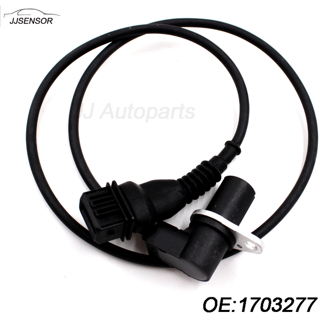 2PCS/Lot Crankshaft Sensor For BMW E36 E38 E39 Z3 12141703277 1703277-in  Crankshaft/Camshafts Position Sensor from Automobiles & Motorcycles on