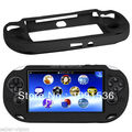 Black Soft Silicone Skin Protector Cover Case for Sony PS Vita Console PSP vita shell for PSV1000