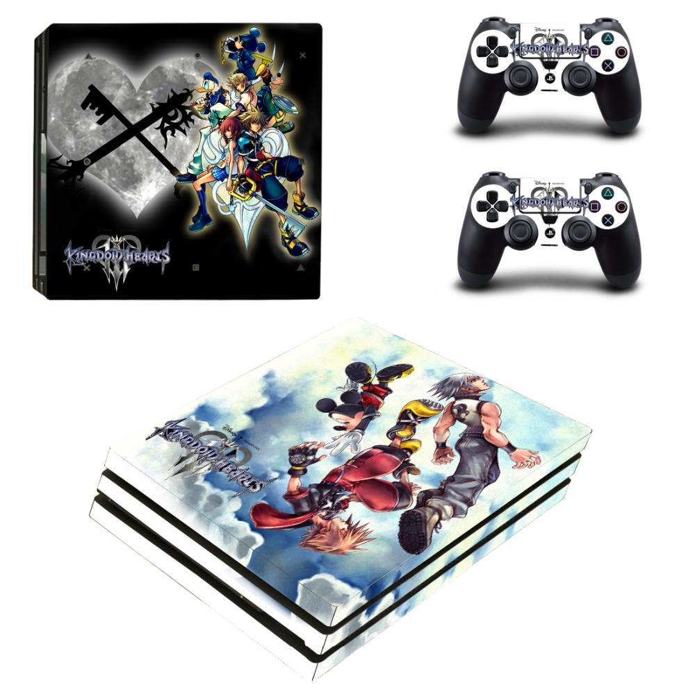 kingdom hearts ps4 pro console