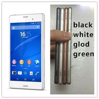 JIEYER 5 2 For SONY Xperia Z3 Display Touch Screen With Frame For SONY Xperia Z3