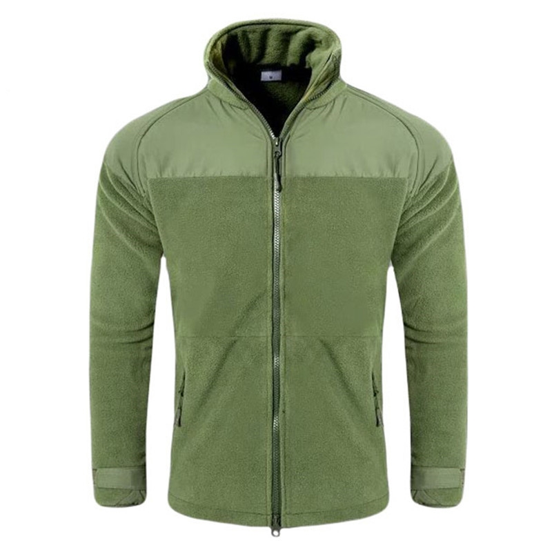 Outdoor Winter Tactical Soft Shell Fleece Warm P300 Jackets Men S Hunting Camping Hiking Sportswear Army Thermal Jacket Coats