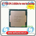 Оригинал для Intel Core i7 7700 Процессор 3.60 ГГц/8 МБ Cache/Quad Core/Socket LGA 1151/Quad Core/Desktop I7-7700 ПРОЦЕССОРА