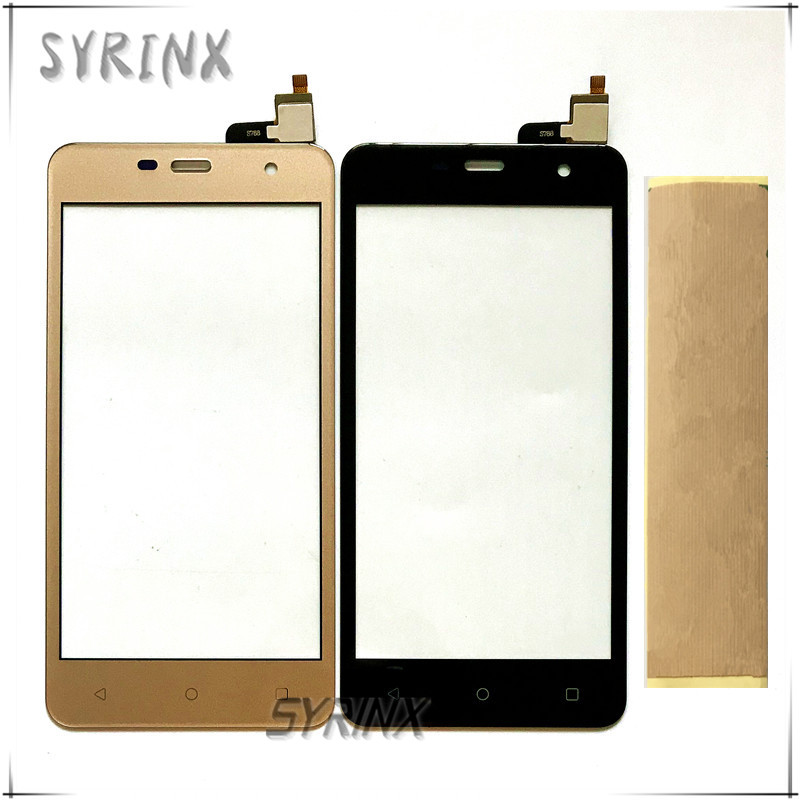 Syrixn With Tape Touch Panel Glass Sensor For <font><b>Prestigio</b></font> Muze G3 LTE G 3 Lte <font><b>PSP3511</b></font> DUO Touch Screen Digitizer Touchscreen image