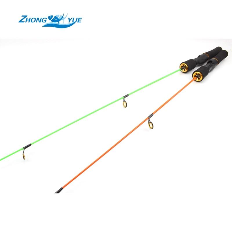 Högkvalitativ 75cm 85cm Fiske Spinning Rod Carbon Fiber Matare Fiske - Fiske